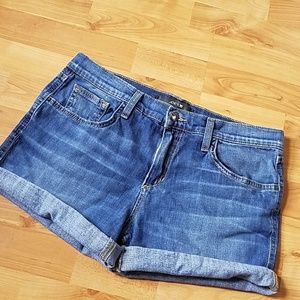 Joe's Jeans Lucia Shorts 27
